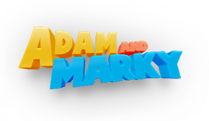 Adam and Marky logo