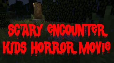 Herobrine scary encounter